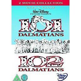 2 Movie Collection: 101 Dalmatians / 102 Dalmatians [DVD]